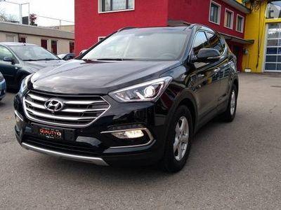 gebraucht Hyundai Santa Fe 2.2 CRDI 4WD Automatic 7 Platz
