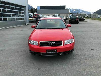 gebraucht Audi A4 3.0 V6 quattro