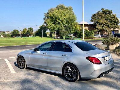 gebraucht Mercedes C220 C-Klasse MercedesD AMG Line