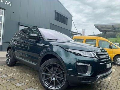 gebraucht Land Rover Range Rover evoque 2.0 TD4 SE Dynamic