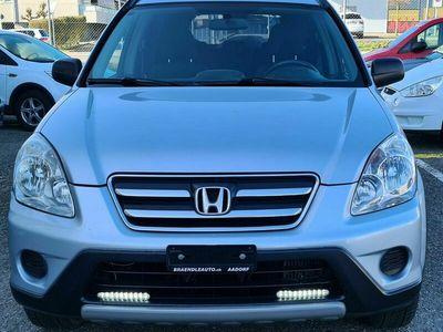 gebraucht Honda CR-V 2.2 i-CTDi 4WD LS Adventure
