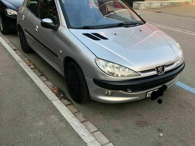gebraucht Peugeot 206 Automat