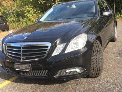 gebraucht Mercedes E200 E-KlasseCGI BlueEfficiency Avantgarde Automatic