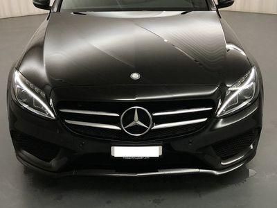 gebraucht Mercedes C300 C-Klasse Mercedes BenzAMG Line