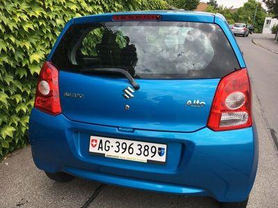 gebraucht Suzuki Alto Praktischer Kleinwagen