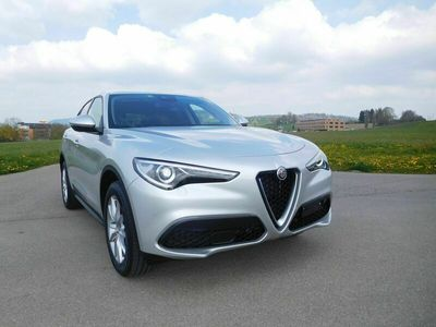 gebraucht Alfa Romeo Stelvio 2.2 JTDM Business Q4 Automatic Q4
