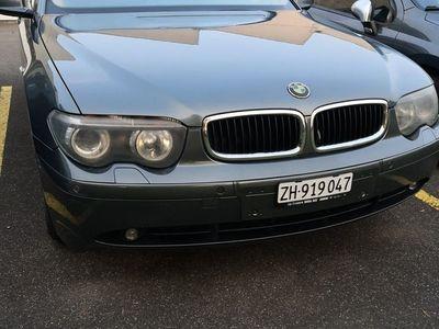 gebraucht BMW 745 7ere65