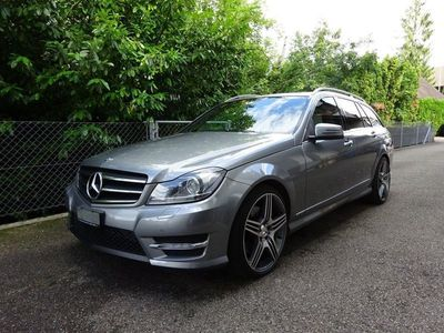 gebraucht Mercedes C350 C-KlasseAvantgarde 7G-Tronic