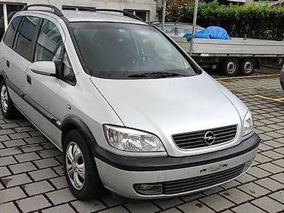 gebraucht Opel Zafira A22TD