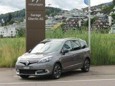 gebraucht Renault Grand Scénic Scénic1.2 16V Turbo Bose