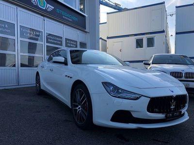 gebraucht Maserati Ghibli S Q4 3.0 V6 Swiss Mountain Ed. A