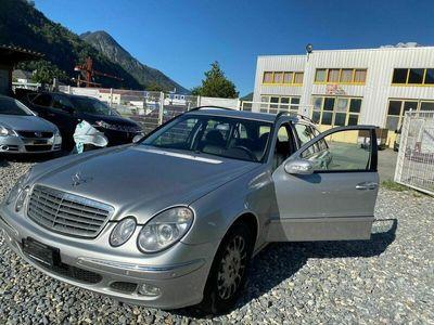 gebraucht Mercedes E320 Avantgarde 4Matic Automatic