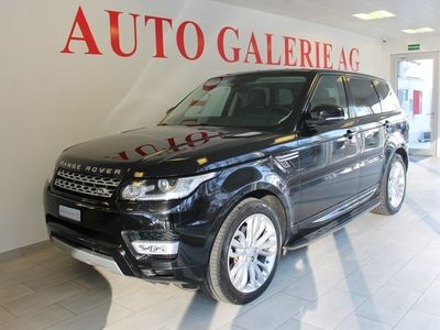 gebraucht Land Rover Range Rover Sport 3.0 HSE Dynamic Automatic