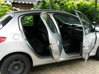 gebraucht Peugeot 206 206 Peujeot1.6