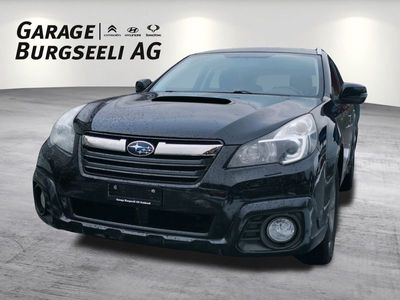 gebraucht Subaru Outback 2.0D Limited AWD Lineartronic
