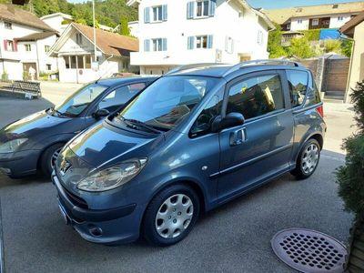 gebraucht Peugeot 1007  1.4 HDI (Diesel) Frisch Ab Mfk und Service
