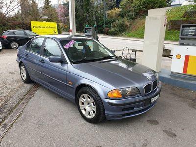 gebraucht BMW 320 3erTD DIESEL CLIMA EXPERTISE 08.2018