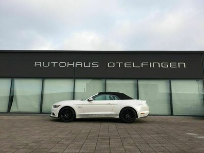 gebraucht Ford Mustang GT Convertible 5.0V8 Black Shad Ed. Automat