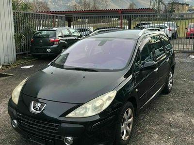 gebraucht Peugeot 307 SW 2.0 16V Black&Silver Tiptronic (Station wagon