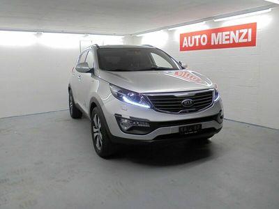gebraucht Kia Sportage 2.0 CRDi Style 4WD Automatic