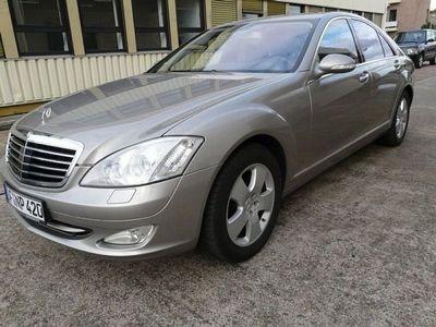 gebraucht Mercedes S420 CDI DPF*KEYLESS-GO*Nachtsicht, Distronic-Plus,4xMemory*