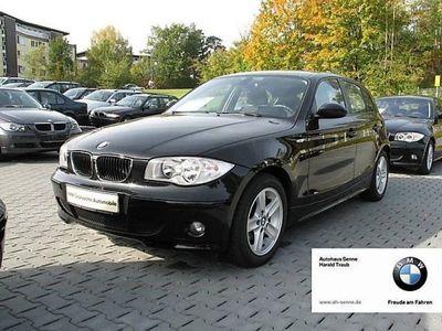 gebraucht BMW 118 d Klimaautomatik, Advantage+Comfort Paket