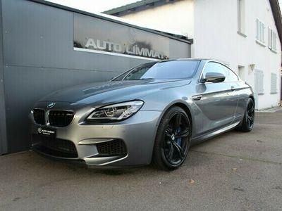gebraucht BMW M6 Coupé Drivelogic