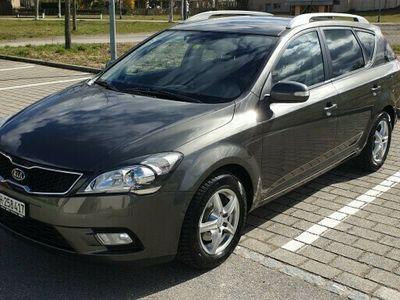 gebraucht Kia cee'd Sporty Wagon 1.6 CRDi Style