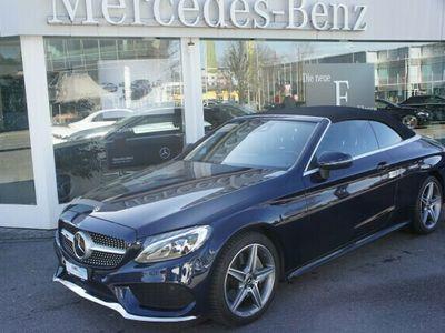 gebraucht Mercedes C250 Cabriolet AMG Line 9G-Tronic
