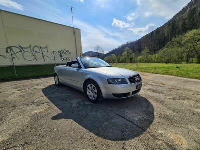 gebraucht Audi A4 Cabriolet  1.8 Turbo