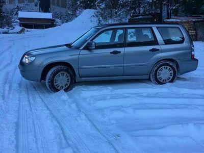 gebraucht Subaru Forester 2.0 X AWD