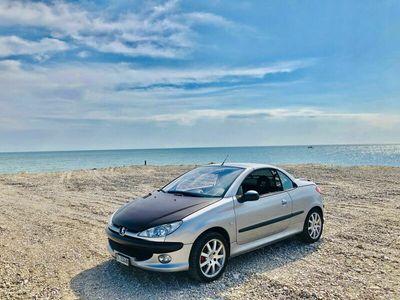 gebraucht Peugeot 206 CC 2.0 / voglia di estate
