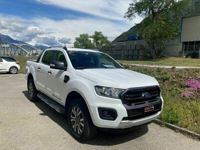 gebraucht Ford Ranger Limited 2.0 Eco Blue 4x4 A