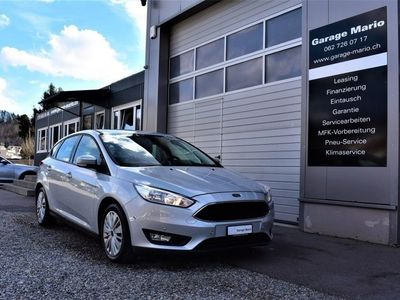 gebraucht Ford Focus 1.5 SCTi Business Automatic