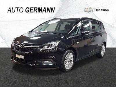 gebraucht Opel Zafira 1.6T eTEC Enjoy