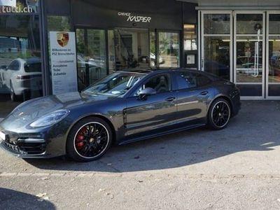 gebraucht Porsche Panamera GTS PDK