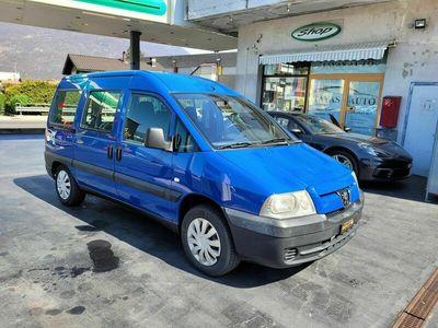 gebraucht Peugeot Expert 2.0 220 C Conf.(SPE)