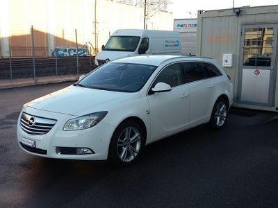 gebraucht Opel Insignia ST 2.0 CDTI Sport Edition 4WD Aut.