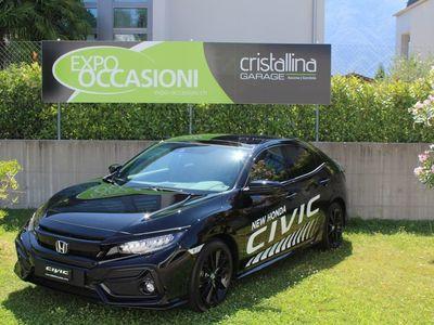 gebraucht Honda Civic 1.5 CVT Sport Plus