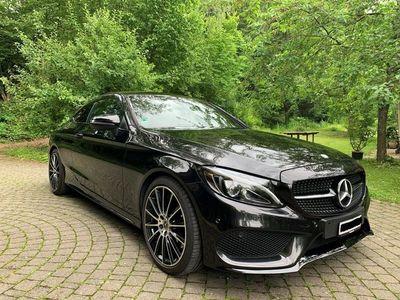 gebraucht Mercedes C300 Coupé AMG Line 9G-tronic