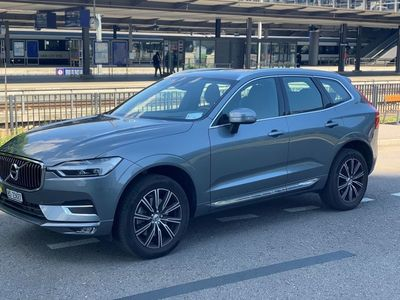 gebraucht Volvo XC60 T5 AWD Inscription Geartronic