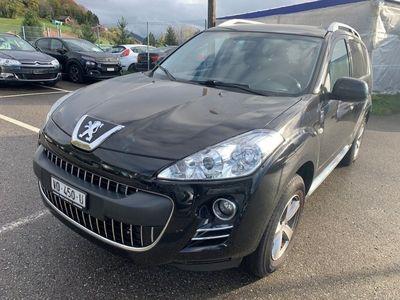 gebraucht Peugeot 4007 2.2 HDi Platinum Edition