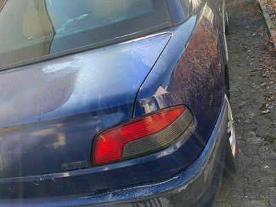 gebraucht Peugeot 306 Cabriolet 2.0!