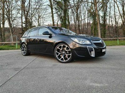 gebraucht Opel Insignia OPC 2015