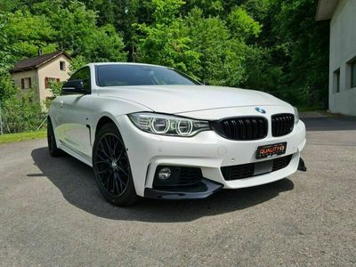 gebraucht BMW 435  i Coupé xDrive M-Sport Line Steptronic