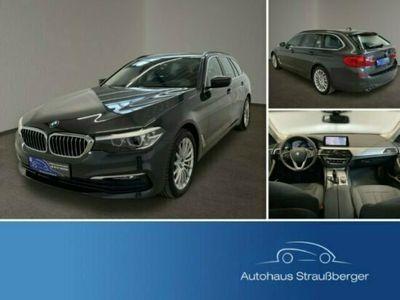 gebraucht BMW 520 d xDrive Tour. LED HuD ACC Rfk NP: 70.000 €