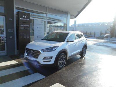 gebraucht Hyundai Tucson 1.6 T-GDi Amplia 4WD