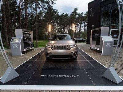 gebraucht Land Rover Range Rover Velar D 240 Automatic