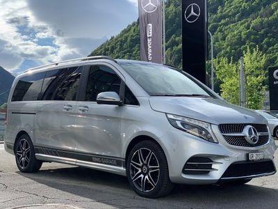 gebraucht Mercedes 300 Vd long Swiss Edition 4Matic 9G-Tronic