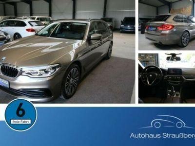 gebraucht BMW 530 d Touring X-Drive NAVI RFK AHK LED